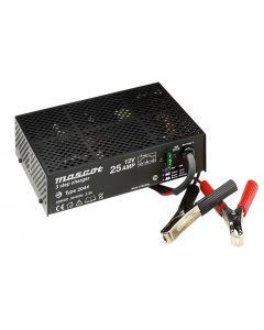 Mascot 2044 12V/20A SLA Battery Charger with fixed EU plug