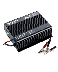 Mascot 2045 48V/5A 3-Step Switch Mode SLA Battery Charger with timer, fixed EU mains lead