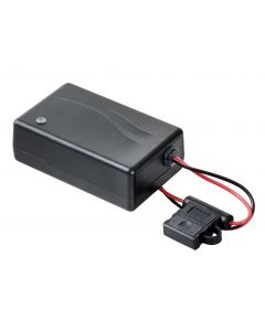 Mascot 2544 DC/DC 24V/1.2A 3-Step Switch Mode SLA Battery Charger, unterminated input lead
