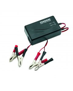Mascot 2641 12V/ 2 X 2 A Dual Output 3-Step Switch Mode SLA Battery Charger