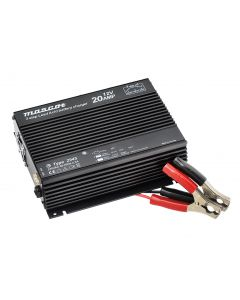 Mascot 2945 12V/20A 3-Step Switch Mode SLA Battery Charger with Microprocessor, fixed EU mains lead