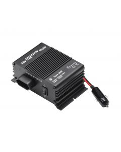 Mascot 2984 150W 48V DC to 230V AC Inverter with EU Socket/Battery Clips and modified sine wave output