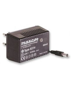 Mascot 8314 Constant Current Charger 1-12 Cell/5mA for NiMH/NiCd Battery -Linear