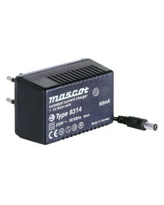Mascot 8314 Constant Current Charger 1-12 Cell/100mA for NiMH/NiCd Battery -Linear