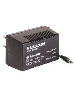 Mascot 8510 Linear AC/AC Adaptor 9V AC, 8.5VA EU version