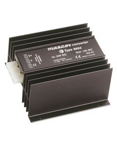 Mascot 8662 80W 24V/13.5V Linear DC/DC converter with regulated output