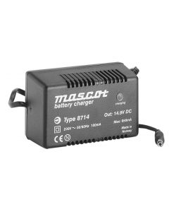 Mascot 8714CV 12V/0.65A Linear SLA Battery Charger, EU plug