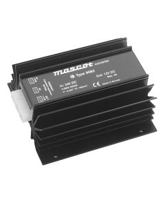 Mascot 9063 40W 24V/13.5V Linear DC/DC converter with regulated output with Backup