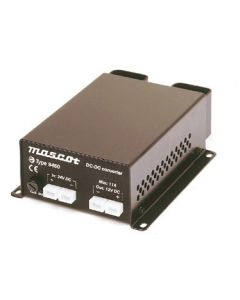 Mascot 9460 106W 24V/13.2V Switch mode DC/DC converter with a Regulated output