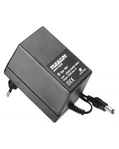 Mascot 9881 12V DC, 12W AC/DC Linear power supply with UK plug