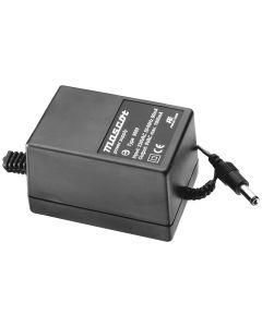 Mascot 9980 Linear AC/AC Adaptor 9VAC, 9VA with Fixed EU Power Cord